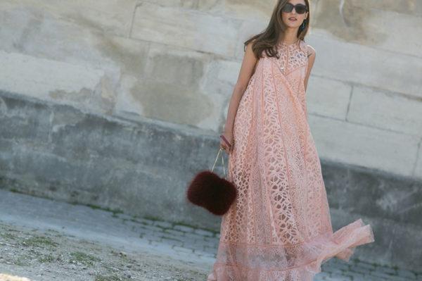 Kako nositi maxi haljinu