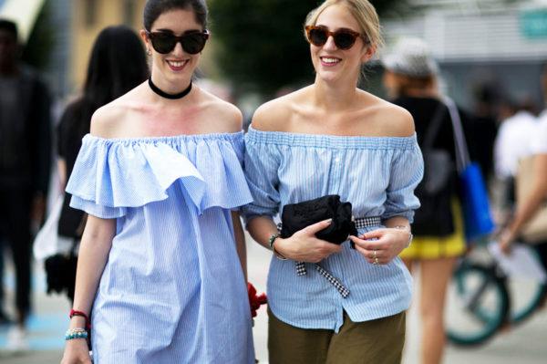 Ljetna moda na talijanskim ulicama