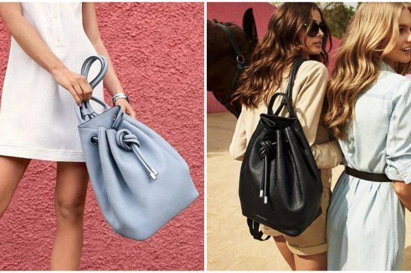 Minimalistički ruksak za ljeto u gradu