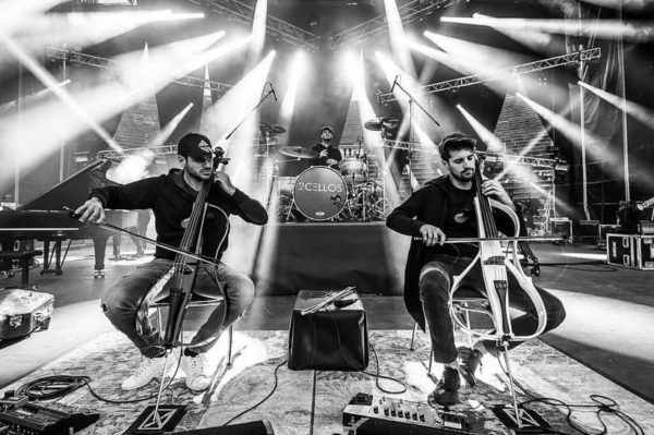Spektakularan koncert 2CELLOS na Tomislavcu
