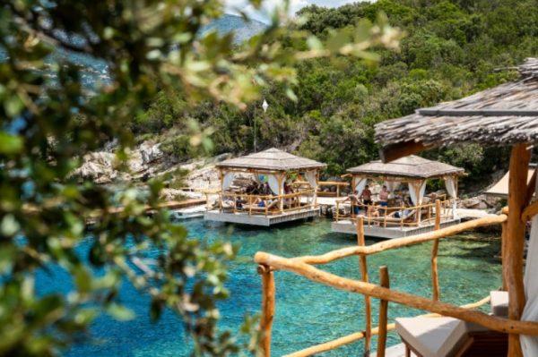 Restoran i lounge bar na otoku Šipanu nudi savršen bijeg od vrućina