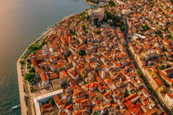 Šibenik je ovog srpnja najljepša ljetna pozornica na Jadranu