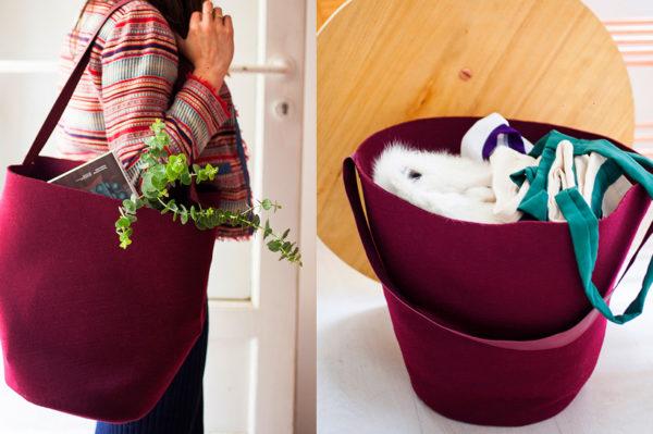 Želimo 'bucket' torbu Ane Tevšić