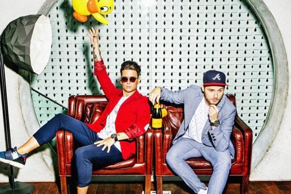 Američka hip hop zvijezda priprema suradnju s domaćim DJ duom