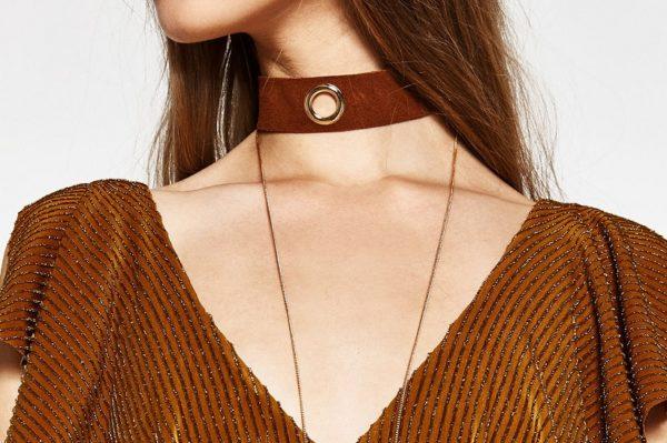 Ove 'choker' ogrlice su već u dućanima