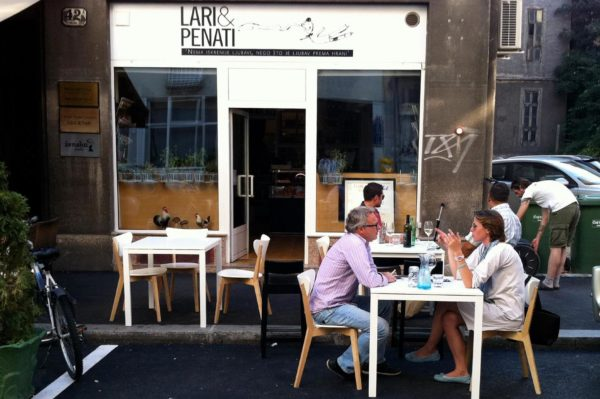 Lari&Penati dobivaju novu, veću terasu