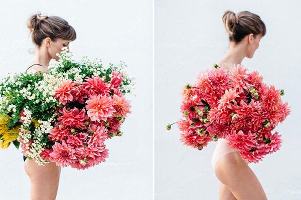 Divna cvjetna serija fotografija