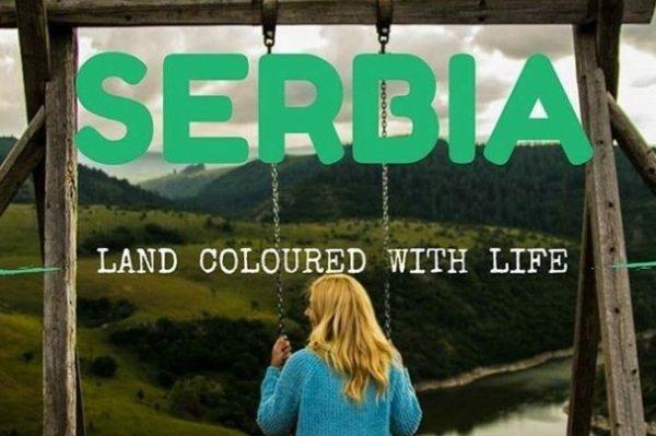 Prekrasan putopisni video o Srbiji