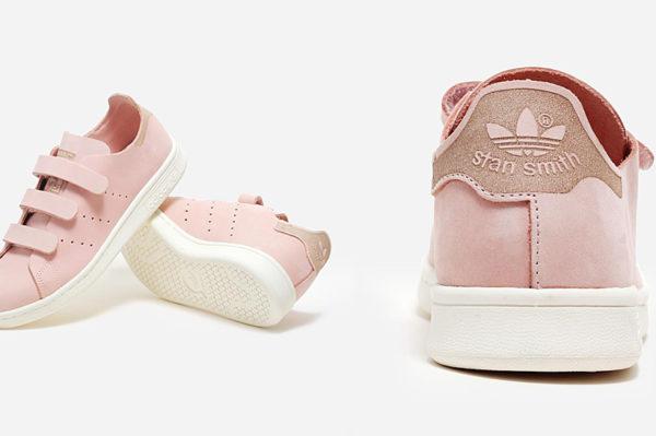 Ružičaste i na čičak – nove adidas Stan Smith tenisice