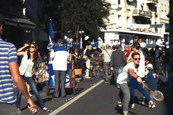 Masarykova ulica na nekoliko dana postaje biciklistička oaza