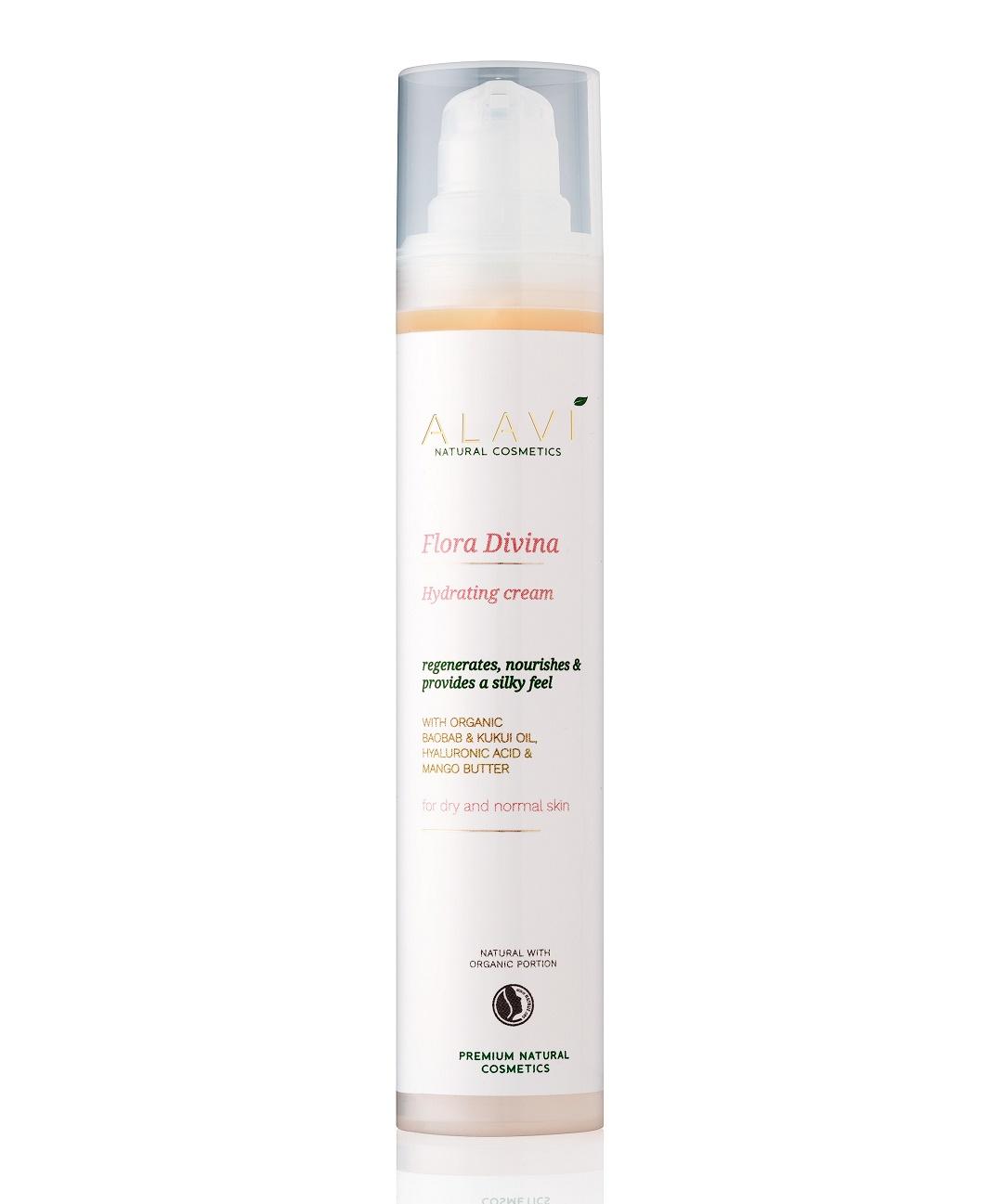 Alavi Flora Divina Hydrating Cream
