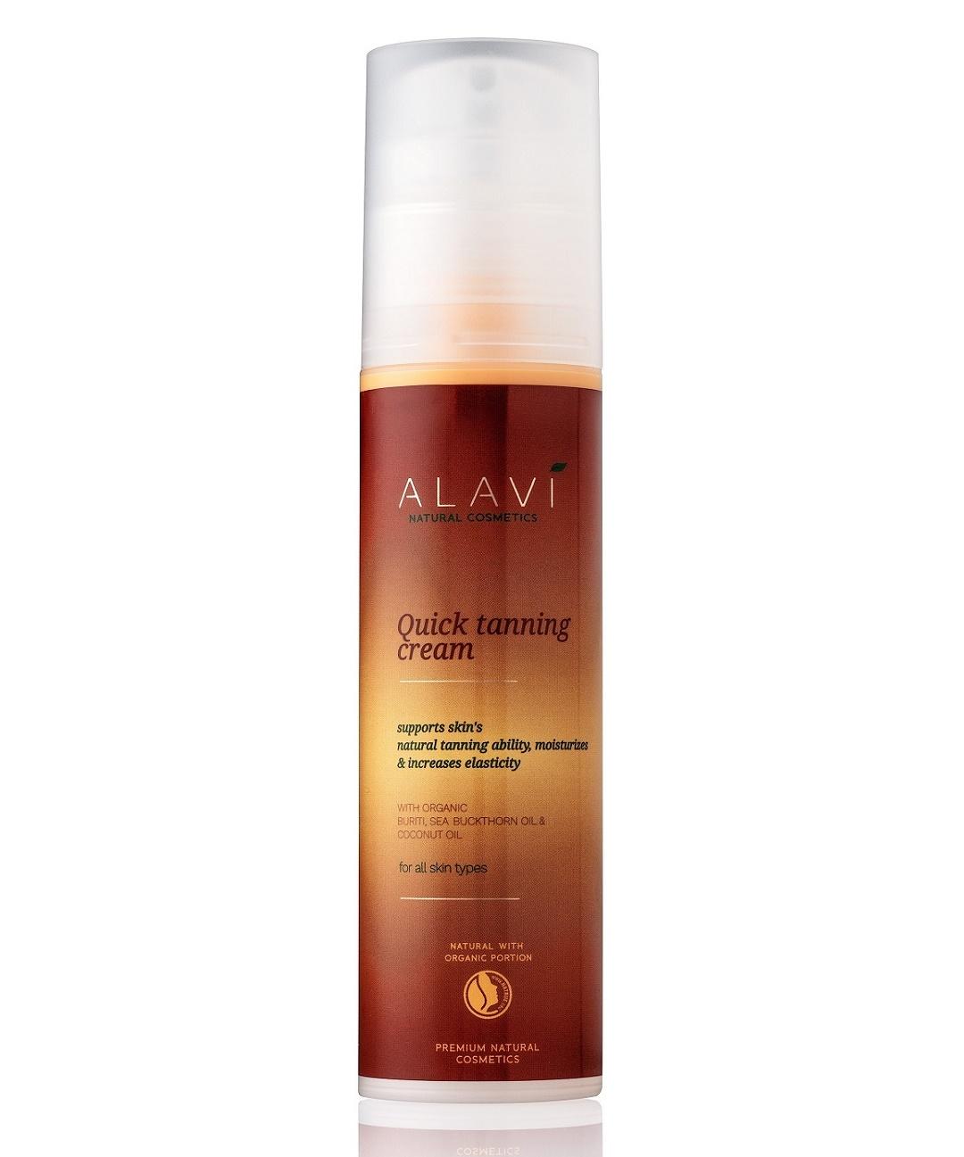 Alavi Quick Tanning Cream