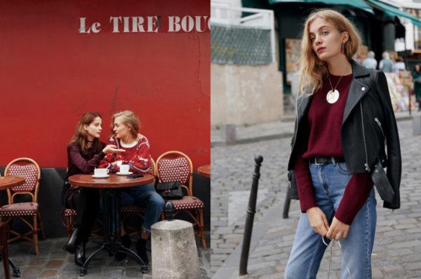 Mini kolekcija inspirirana Parižankama