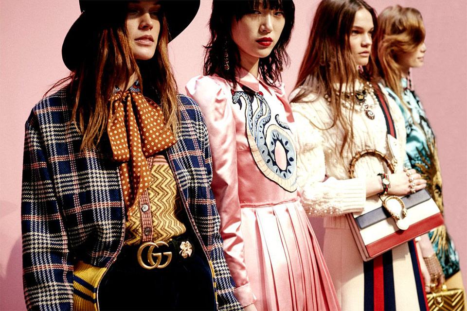 Gucci jesen zime 2016 naslovna