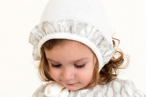 Retro zimske kape za najmlađe trendseterice