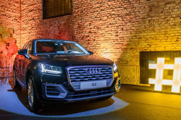 Novi Audi Q2 predstavljen u Laubi