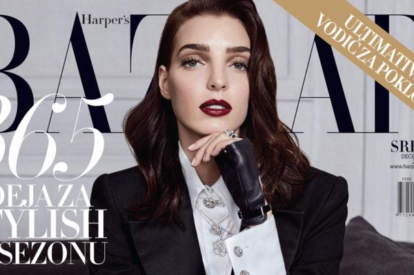 Nova naslovnica Harper's Bazaar Serbia