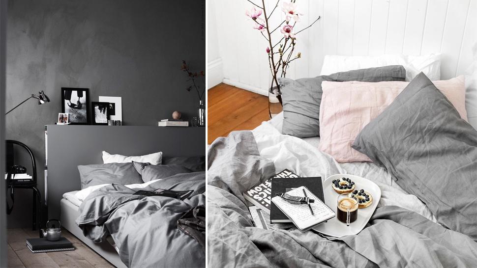 Siva boja u interijerima
