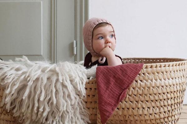 Slatke pletene kapice za najmlađe