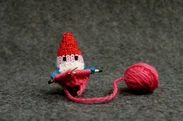 Pletene minijature osvojile Internet
