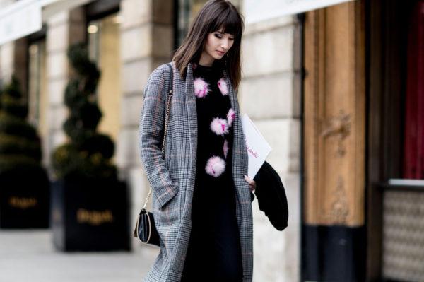 Što se nosi u hladnom Parizu?