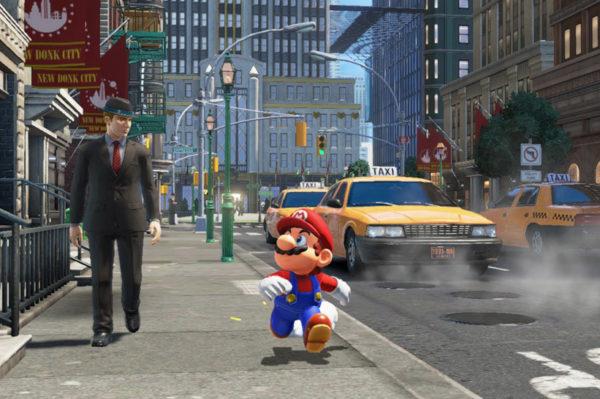 Super Mario u New Yorku
