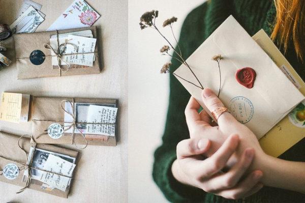 Retro ideja: napišite pismo ili razglednicu