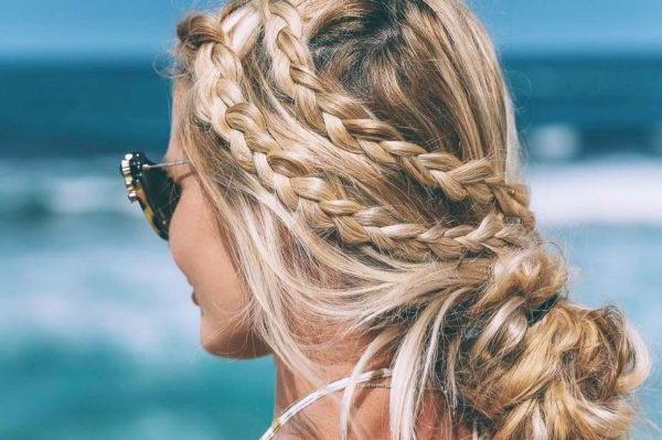 Boho frizure koje prizivaju ljeto
