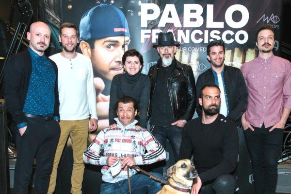Party ususret showu slavnog komičara Pabla Francisca