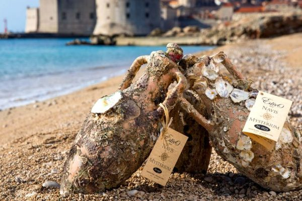 Otvorena je prva hrvatska podvodna vinarija