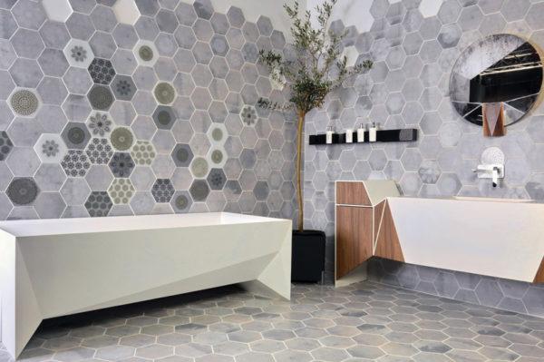 Hrvatska dizajnerska kupaonica na Tjednu dizajna u Laubi