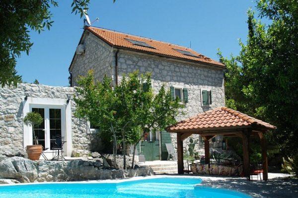 Dalmatinsko kameno selo iz 19. stoljeća pretvoreno u zen oazu