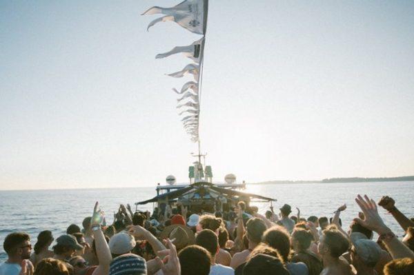 20 party brodova Dimensions festivala