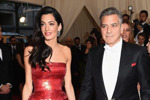 Amal i George Clooney postali roditelji blizanaca