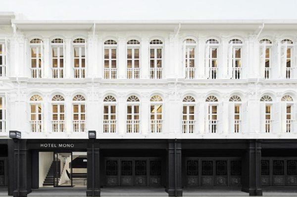 Minimalistički hotel stvoren za Instagram fotografije