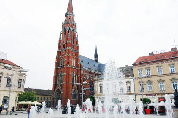 Vikend u: Osijeku