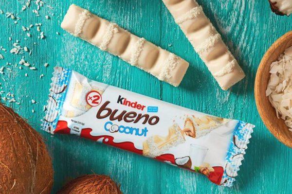 Omiljena čokoladica ima svoju ljetnu kokos varijantu