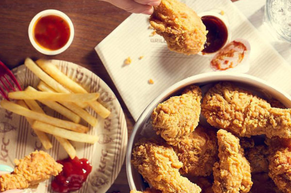 Znate li da KFC odnedavno ima dostavu u Zagrebu?