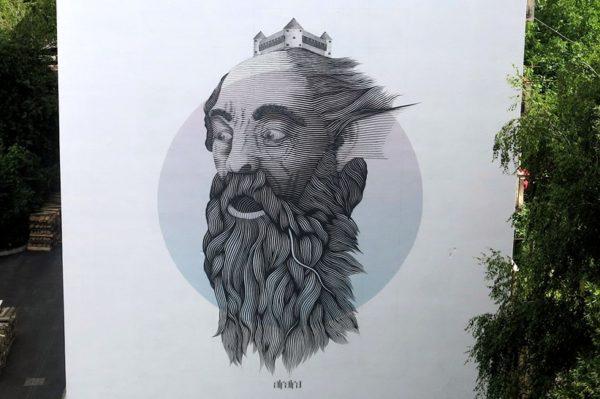 Svi veliki murali Re:Think festivala