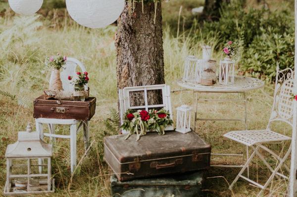 Romantično vjenčanje u šumi Gorskog kotara