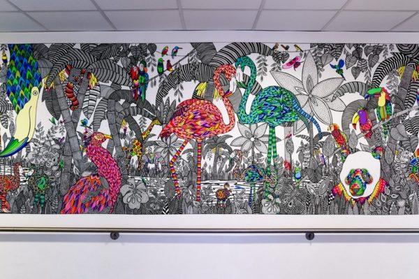 Najveseliji mural u Zagrebu
