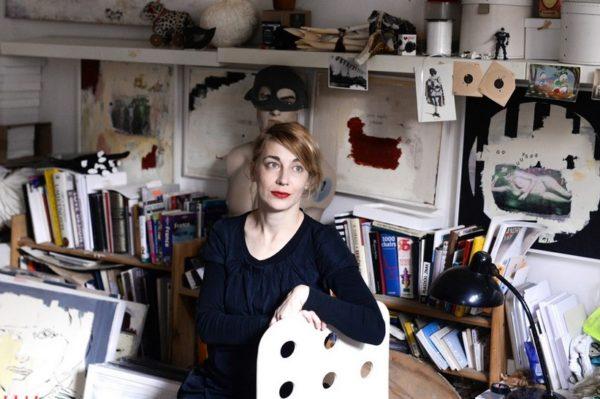 Paulina Jazvić izlaže u prestižnoj europskoj galeriji