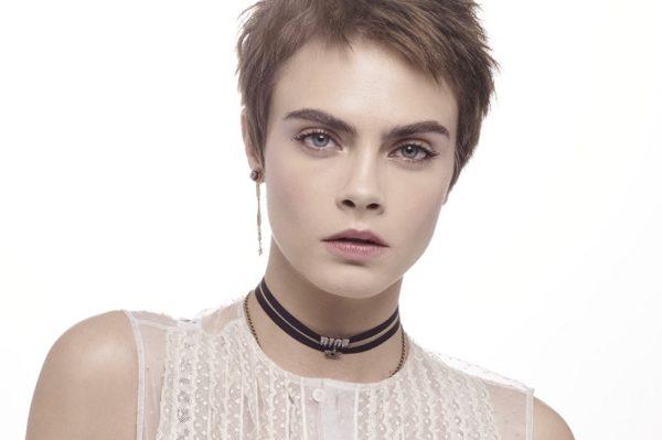 Cara Delevingne je novo zaštitno lice Dior Capture kozmetike