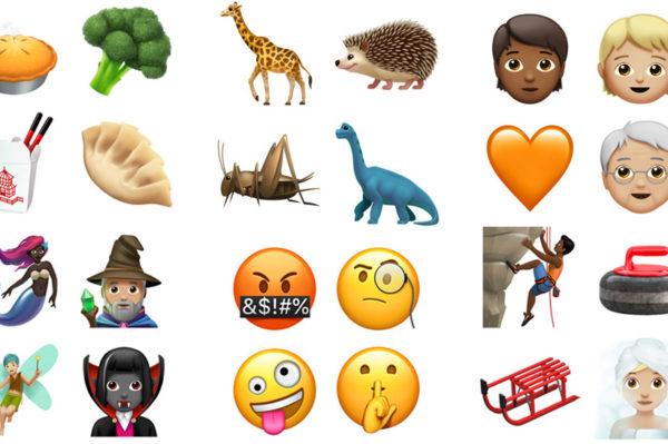 Na iPhone stižu stotine novih emoticona