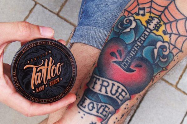 Prva profesionalna njega za vašu tetovažu