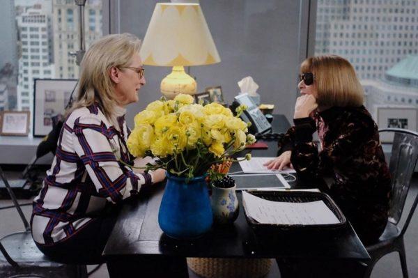Kako izgleda kada na razgovor sjednu Meryl Streep i Anna Wintour