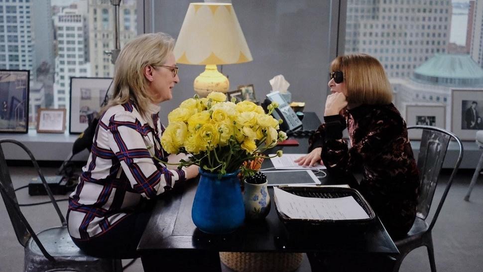 Vogue razgovor Meryl Streep Anna Wintour