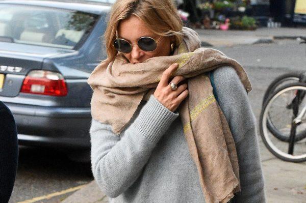 Street style inspiracija: Kate Moss