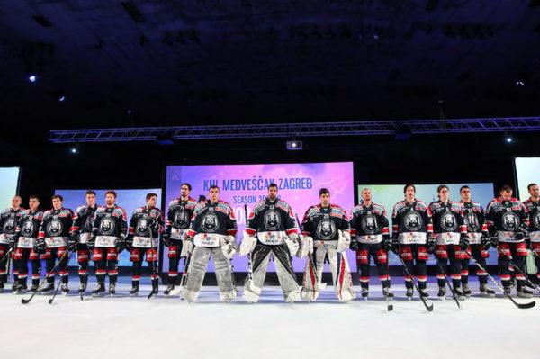 Petu godinu zaredom KHL Medveščak najbolji od najboljih