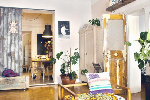 Atmosferičan stan u Radićevoj ulici